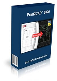 Print2CAD 2020 Generation Crack + License Key Free Download