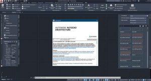 AutoCAD Architecture Crack + License Key Free Download