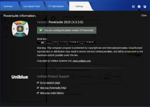 Uniblue PowerSuite Crack + License Key Free Download