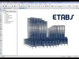 CSI ETABS Crack + License Key Free Download