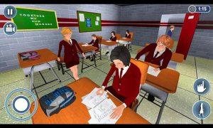 High School Simulator Apk MOD + Data Free Download